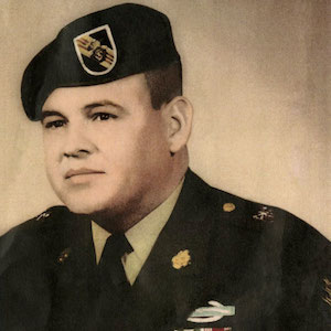 Sergeant First Class Jose Rodela, Hall of Heroes