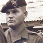 CSM Bennie G. Adkins, Hall of Heroes.