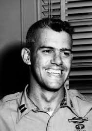"Captain Humbert Roque ""Rocky"" Versace, MOH recipient for actions as a POW, Hall of Heroes"