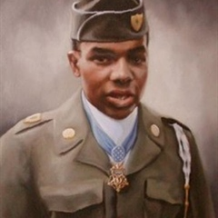 Sergeant First Class Eugene Ashley, Jr. Hall of Heroes.