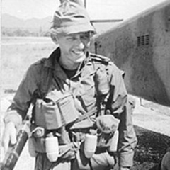 First Lieutenant George K. Sisler, Hall of Heroes